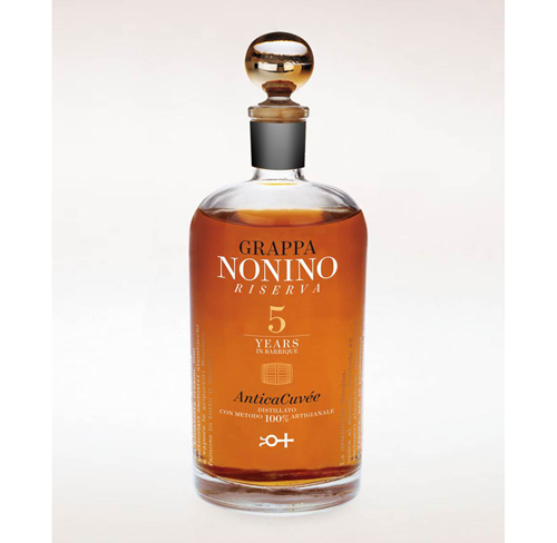 Nonino Grappa Barrique